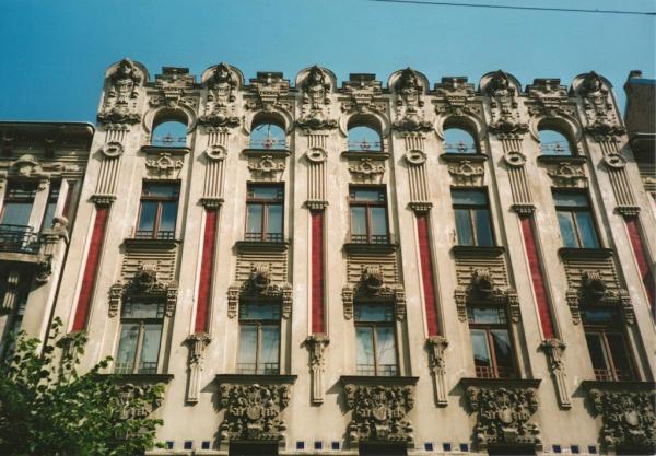 Riga Jugendstil 1