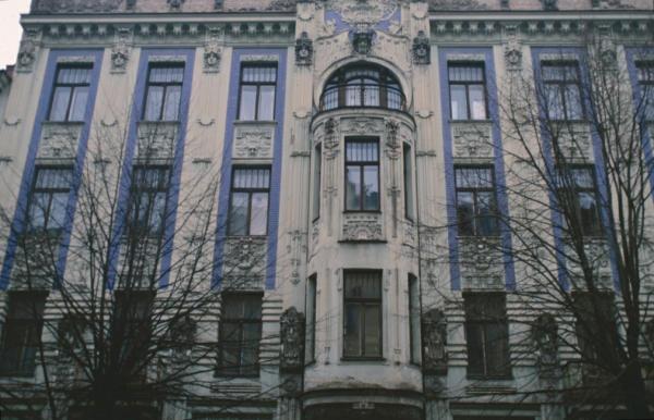 Riga Jugendstil 2