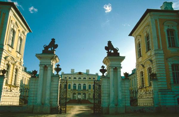 Riga Schloss Rundale