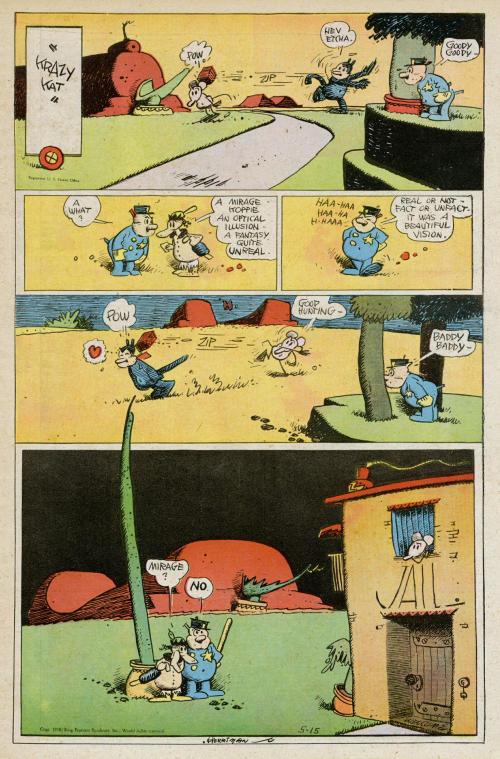 Schirn_Presse_Comic_Herriman_Krazy_Kat_1938_05_15