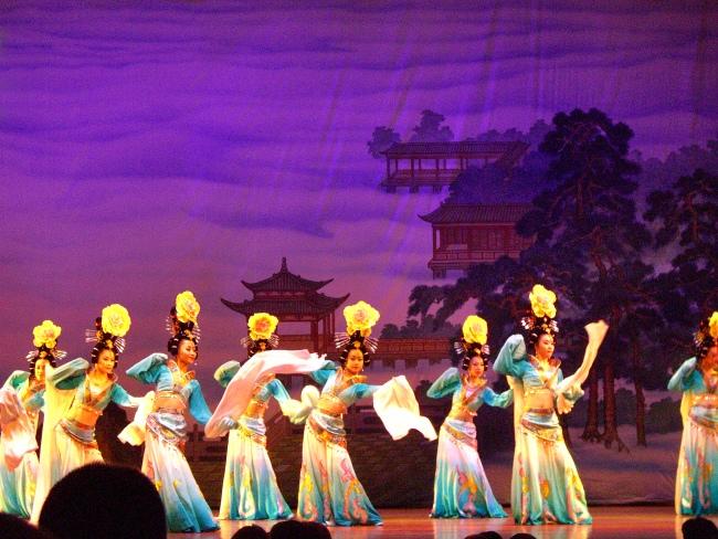 Tänze aus der Tang-Zeit