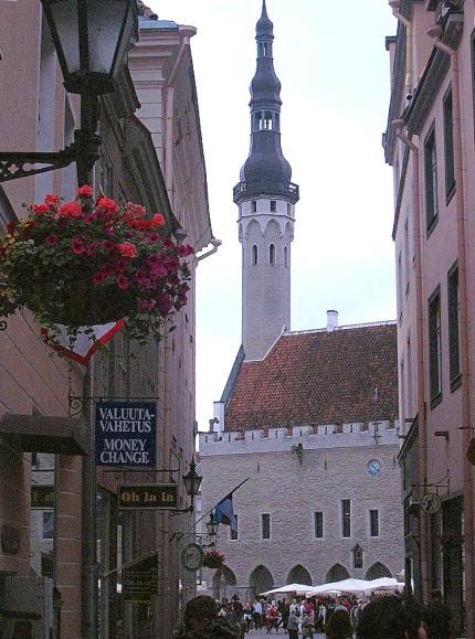 Tallinn Altstadt 1