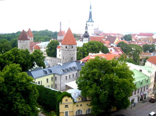 Tallinn Altstadt 2