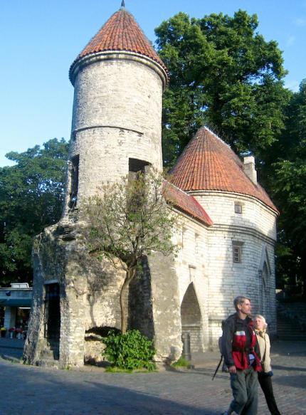 Tallinn Altstadt 3