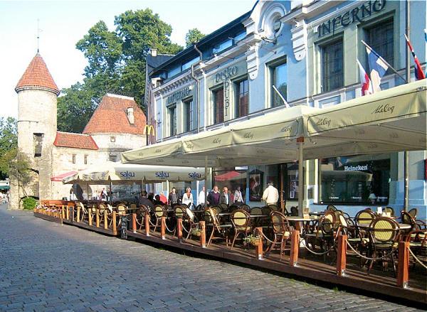 Tallinn Altstadt 4