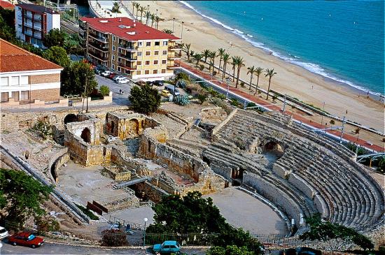 Tarragona Amphitheater-550
