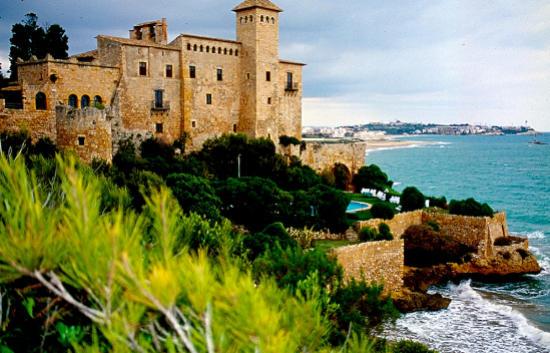 Tarragona Burg Tamarit-550