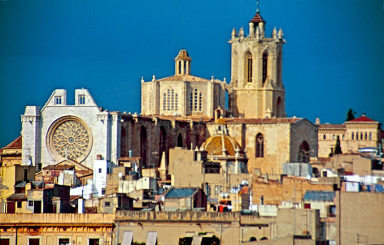Tarragona Kathedrale-550