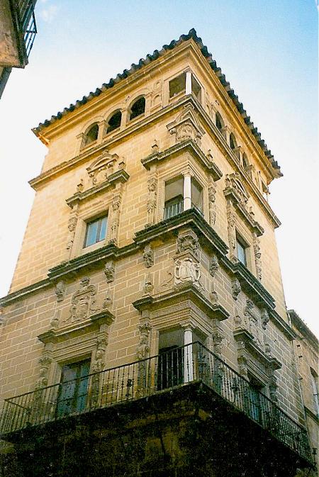 Ubeda Casa de las Torres-450