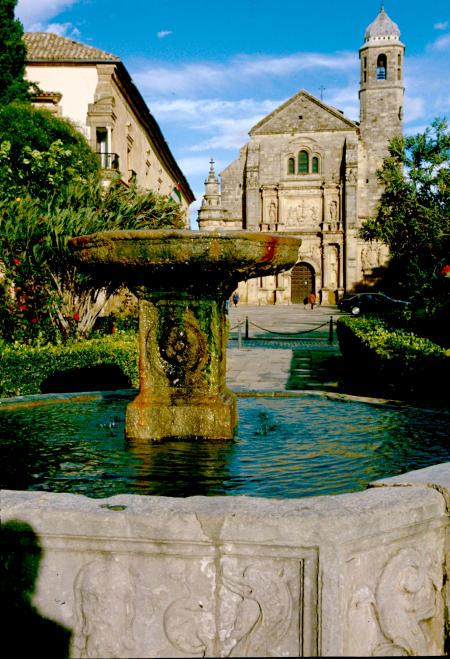 Ubeda El Salvador Kapelle-450
