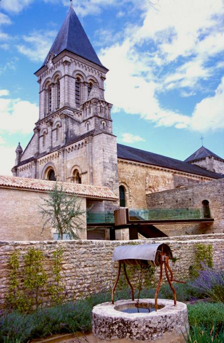 Vendee Abbeye Saint Vincent