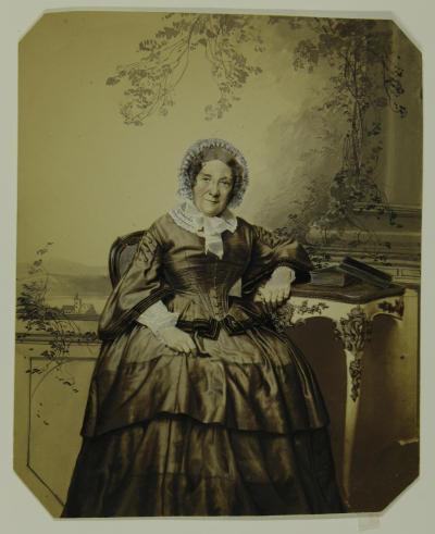 Willemer, Marianne von_III-13741_1-430