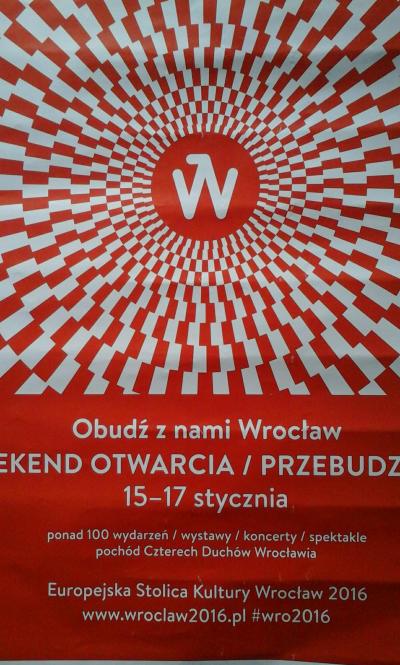 Wroclaw-Plakat