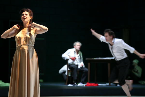 SIRENEN - Bilder des Begehrens und des Vernichtens (Oper Frankfurt, 2014)