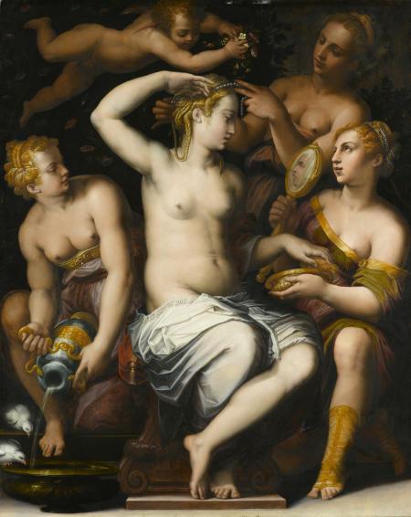 st_presse_maniera_vasari_Toilette_Venus_1558-450